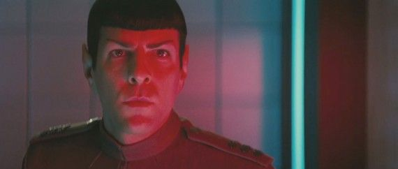 Star Trek Into Darkness Trailer Still Harrison Attack Spock Face 570x242 Star Trek Into Darkness Trailer Still Harrison Attack Spock Face