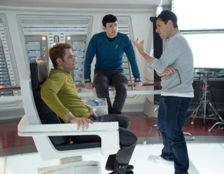 Star Trek Into Darkness Trivia Cameos