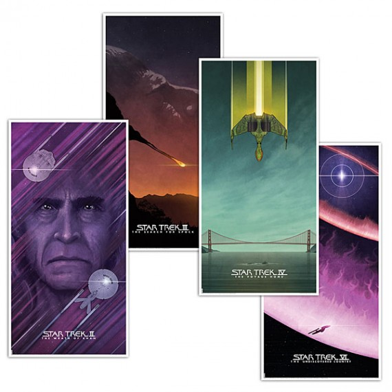 Star Trek Movie Print 570x570 SR Geek Picks: Game Of Thrones Season 4 Deaths, Star Wars: Episode 7 Poster and More