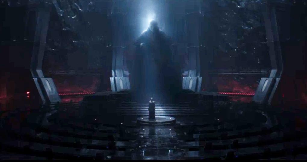 Snoke Star Wars 7