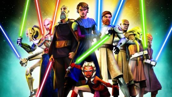 Star Wars The Clone Wars Serie