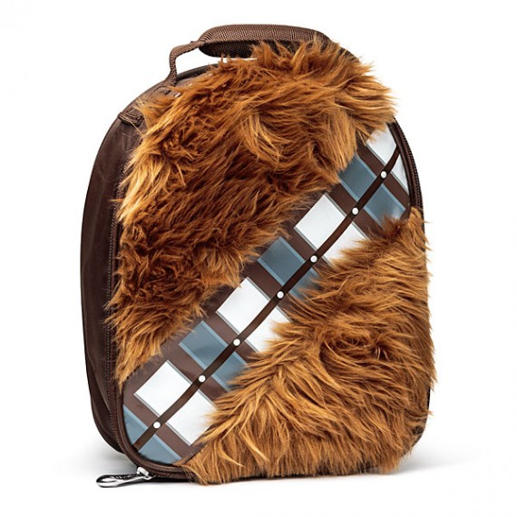 Star Wars Chewbacca Lunch Bag 570x570 SR Geek Picks: Frozen + Thriller Video, Best Movie Bounty Hunters, & More!