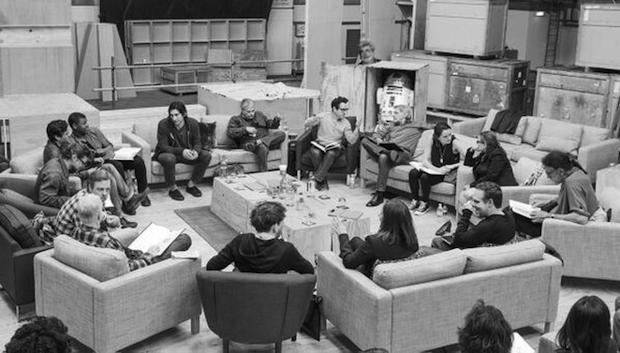 Star Wars Episode 7 Cast Photo Photoshop George Lucas Star Wars: Episode 7 Casting: Best Reactions & Internet Memes