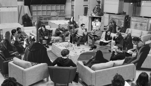 Star Wars Episode 7 Cast Photo Photoshop Jedi Council Star Wars: Episode 7 Casting: Best Reactions & Internet Memes