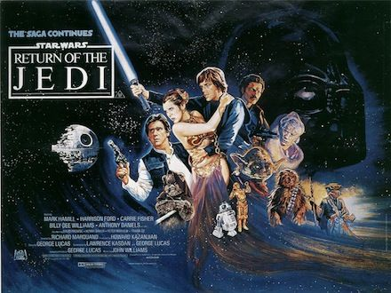 Star Wars Episode VI Return of the Jedi The 10 Best Movie Threequels of All Time