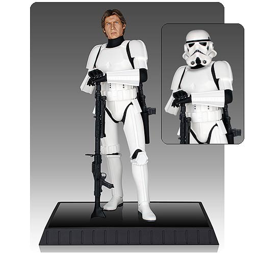 Star Wars Han Solo in Stormtrooper Armor Statue SR Geek Picks: Sherlock Spoils Everything, Top 10 Movie Theme Songs, & More!