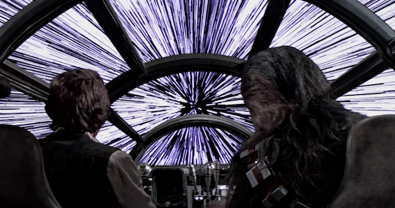 Star Wars Hyperspace Star Wars Episode VII Will NOT Be Filmed Digitally