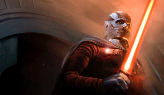 Star Wars Knights of the Old Republic Darth Malak 570x332 Disney Confirms Standalone Star Wars Films In Between Episodes 7 9 [Updated]