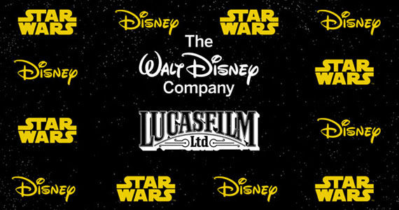 Star Wars Lucasfilm Disney Logo