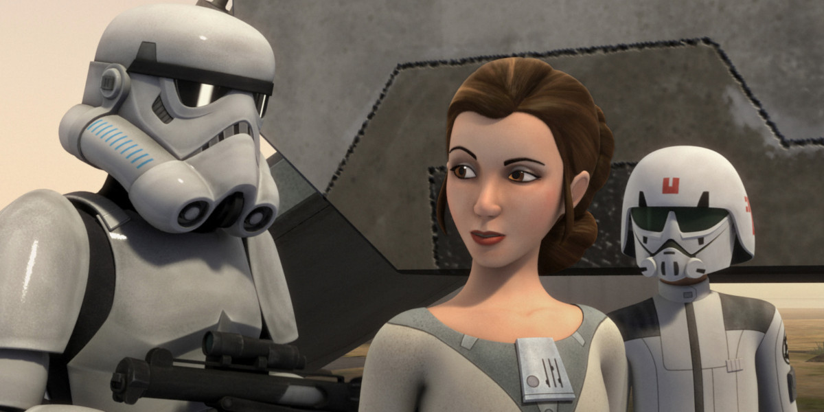 Fitting Rebels into the Star Wars Shared Universe