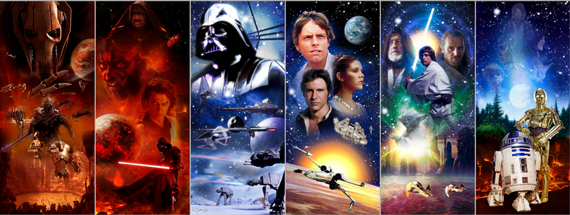 'Star Wars' Official Canon & Expanded Universe Differences