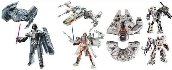 Star Wars Transformers 570x233 Is Disney Aiming To Purchase Hasbro Next?