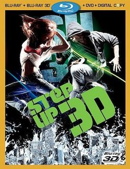 Step Up 3 DVD Blu ray box art DVD/Blu ray Breakdown: December 21st, 2010