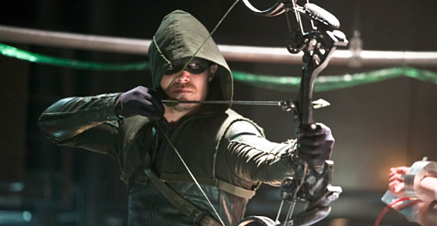Stephen Amell in Arrow Season 2 Episode 19 Arrow Explores The Power Of Confrontation