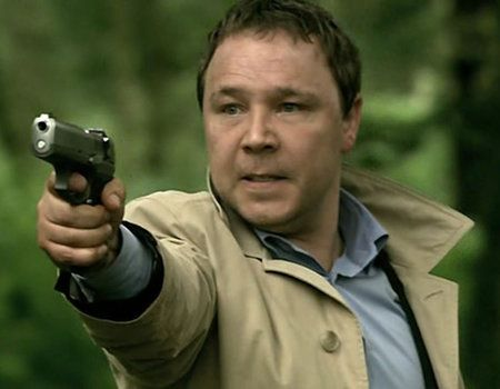 Stephen Graham in 'The Crew'