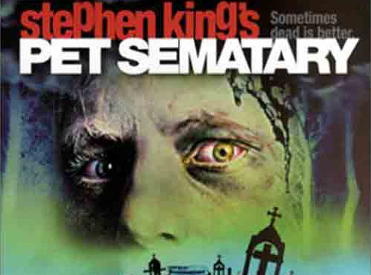 Stephen King Pet Sematary movie Paramount Paramount Moving Forward With New Pet Sematary Movie