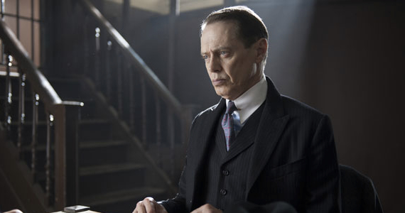 Steve Buscemi in Boardwalk Empire Erlkonig Boardwalk Empire: A Demonstration of Loyalty
