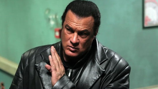 Steven Seagal Offered ...