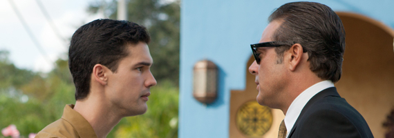 Steven Strait and Jeffrey Dean Morgan in Magic City Sins of the Father Magic City Series Finale Review