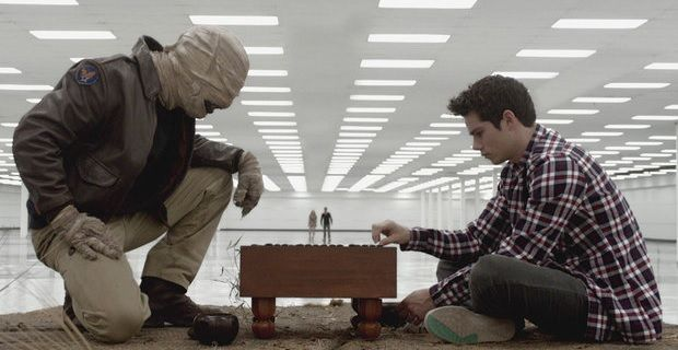 Stiles vs Nogitsune in Teen Wolf Teen Wolf: Whats that Buzzing Sound?