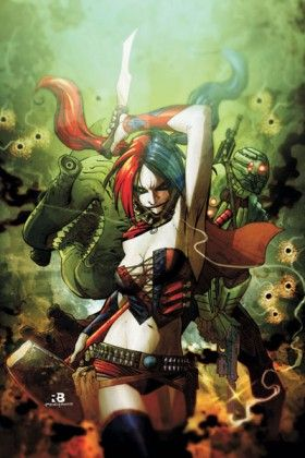 Suicide Squad 1 280x420 DC Comics New 52 Reboot: The Complete Guide