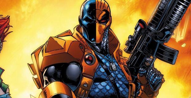 Suicide Squad Deathstroke Deathstroke Rumored Fo...