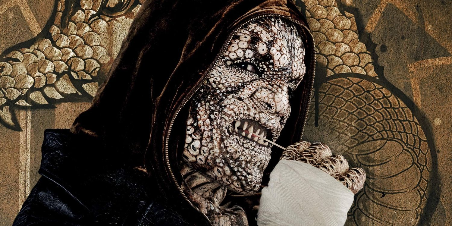Killer Croc Suicide Squad - screenrant.com