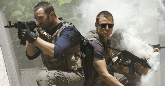 Sullivan Stapleton and Philip Winchester in Strike Back S3E2 Strike Back Season 3, Episode 2 Review – Deep Cover