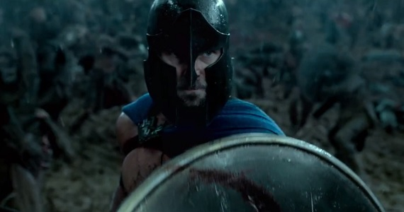 Sullivan Stapleton as Themistocles in 300 Rise of an Empire 300: Rise of an Empire Featurette Promises a Bigger Story