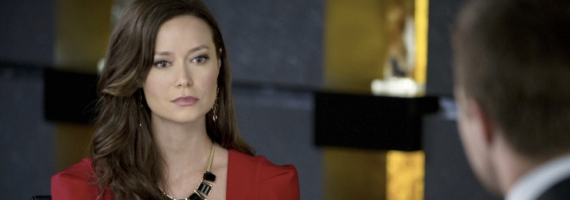 Summer Glau in Arrow City of Heroes Arrow Season 2 Premiere Review
