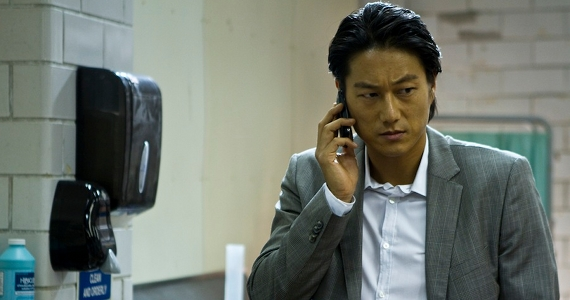 Sung Kang in Bullet to the Head 2013 Bullet to the Head Review