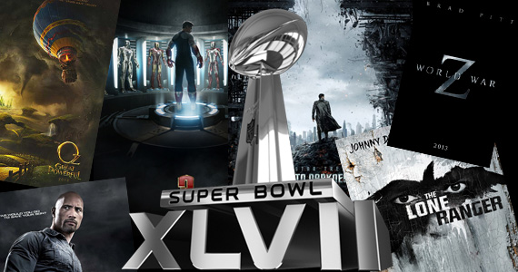 Super Bowl 2013 Movie Trailers Super Bowl 2013 Movie Trailers   Which is The Best?