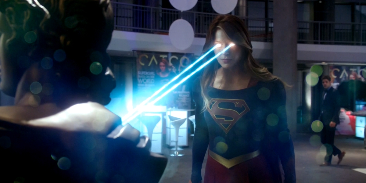Supergirl Review: The Girl of Steel Gets Superman's Blessing