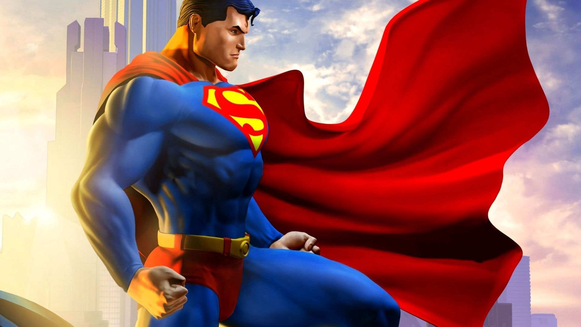 cancelled superman video game footage revealed screen rant