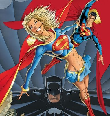 Superman Batman Supergirl Apocalypse Movie