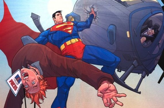 Superman Birthright reboot plot Is Man of Steel Being Influenced By Superman: Birthright?