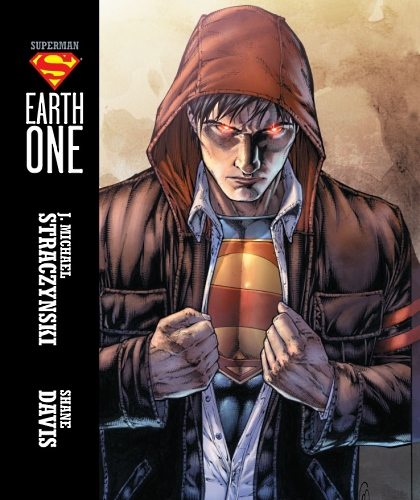 Superman Earth One Comic