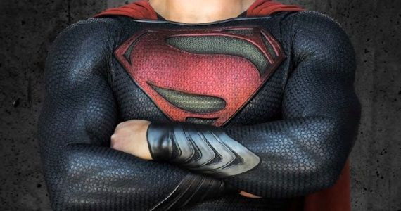 Superman Man of Steel Arms Crossed Henry Cavill Says Man of Steel is Zack Snyders Baby, Not Nolans