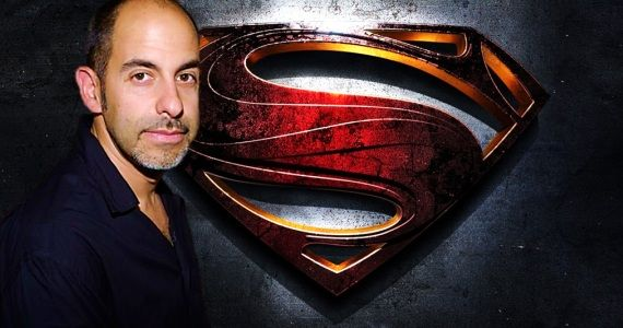 Superman Man of Steel Goyer Realistic Nolan Batman David S. Goyer Says Man of Steel Will Be Realistic Like Nolans Batman