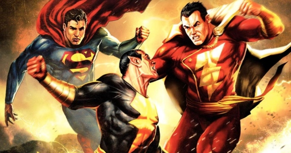Superman Shazam Return of Black Adam How Man of Steel Killed The Shazam Movie   For Now