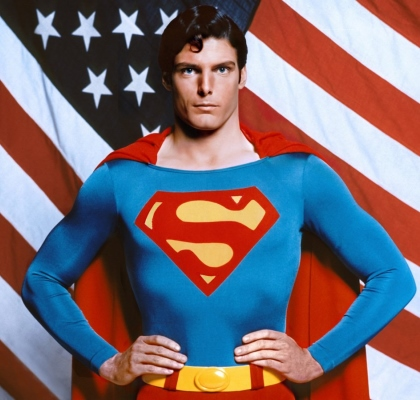 Superman Suit History Christopher Reeve