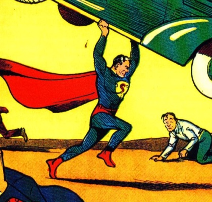 Superman Suit History First Appearance