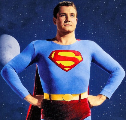 Superman Suit History George Reeves
