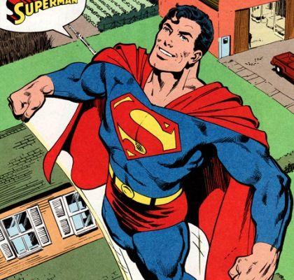 Superman Suit History John Byrne
