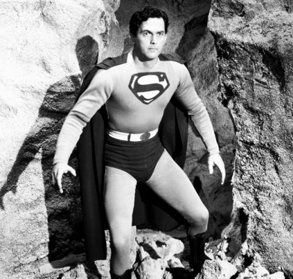 Superman Suit History Kirk Alyn