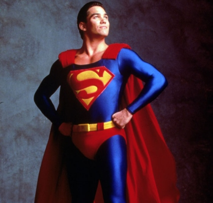Superman Suit History Lois and Clark