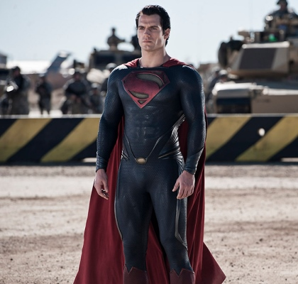 Superman Suit History Man of Steel