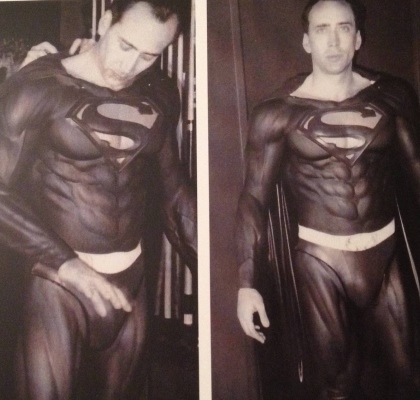Superman Suit History Tim Burton