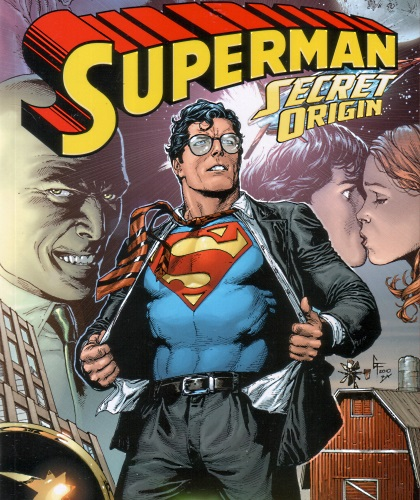 Superman The Secret Origin Comic