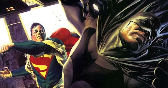Superman Versus Batman Movie Batman vs. Superman Casting Rumors   Who Could Play an Older Batman?